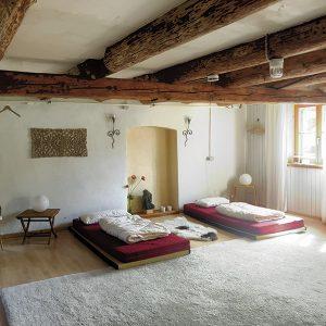 3-4 Bett-Zimmer vom 19.-24.09.2021 Yoga Retreat im Allgäu /durchlaufender Posten für verauslagte Seminarhauskosten Ü/VP